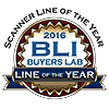 Kodak Alaris Buyer's Lab 2016 Scanner Line Of The Year
