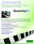 Quantum Microfilm Software
